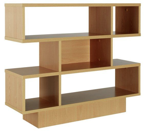 Home Cubes Shelving Unit Beech Effect At Argos Co Uk Your Online For Bookcases And Units Living Room Furniture Garden