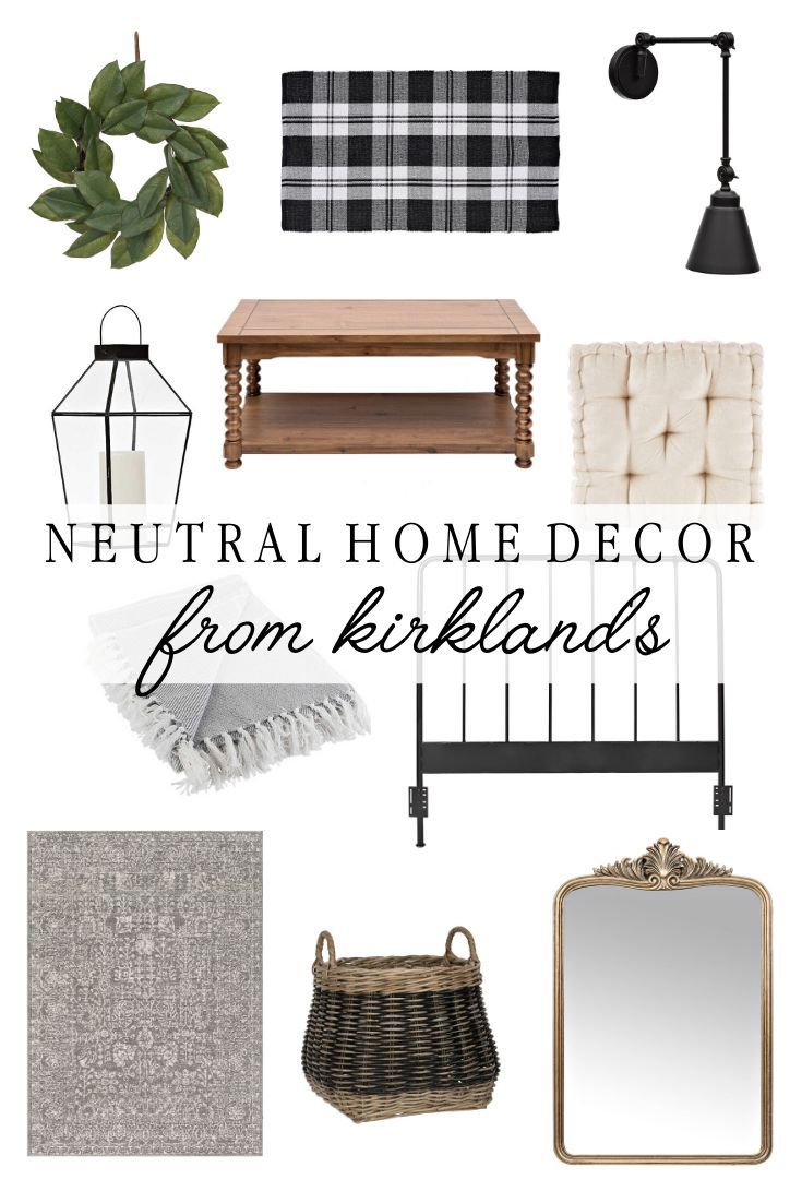 Photo of Impartial House Decor from Kirkland's – Little Glass Jar