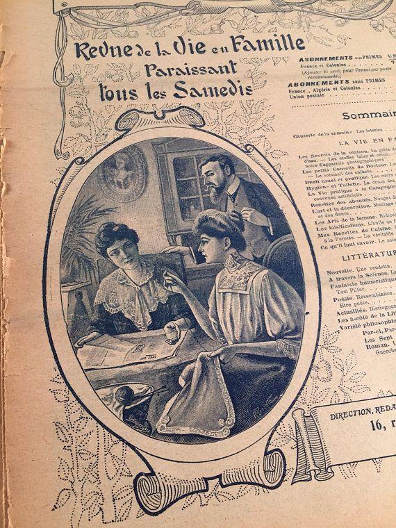 Antique Paper Paper Ephemera Old Paper Vintage Ephemera Made In