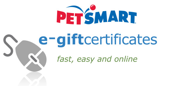 Win A 25 00 Gift Certificate From Petsmart Ends 8 31 2012 Petsmart Gift Certificates Your Pet