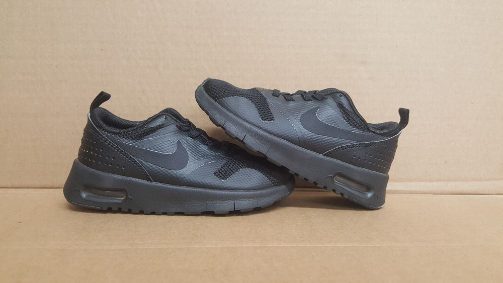 Nike Air Max Tavas Pse 844105 005 Black Black Athletic Little Kids