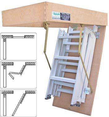 Equip ar fabrica de escaleras para altillos de aluminio o for Fabrica de ventanas de madera en buenos aires