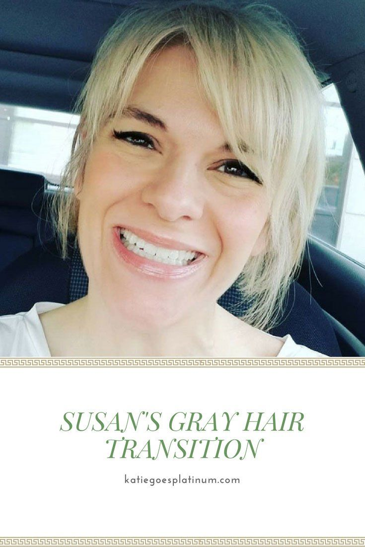 Susan yus lovely gray hair transition gray hair pinterest