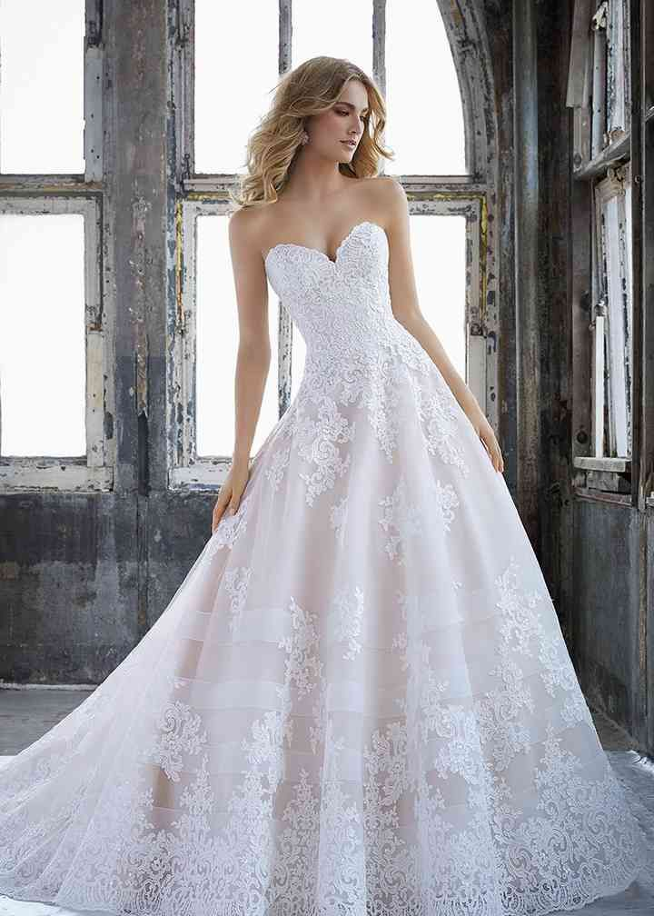 Wedding Dress out of Morilee by Madeline Gardner  - Kimberley/ 8211