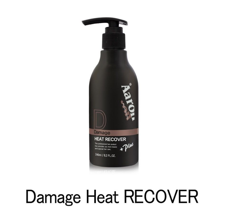 Aaron Damage Heat Recover Hair Essence 240 ml Professional Styling Haircare DIY #AARON