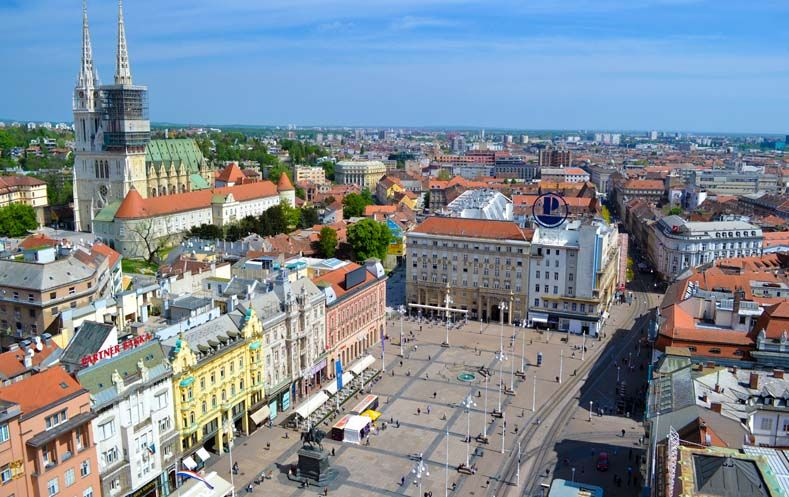 Zagreb Turisticka Destinacija Godine Terracon Business News Croatia Itinerary Zagreb Cheap City Breaks
