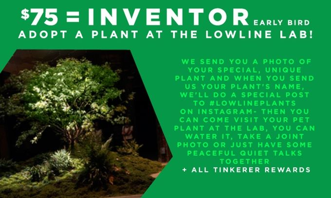 New Solar Technology to Build an Underground Park by The Lowline — Kickstarter