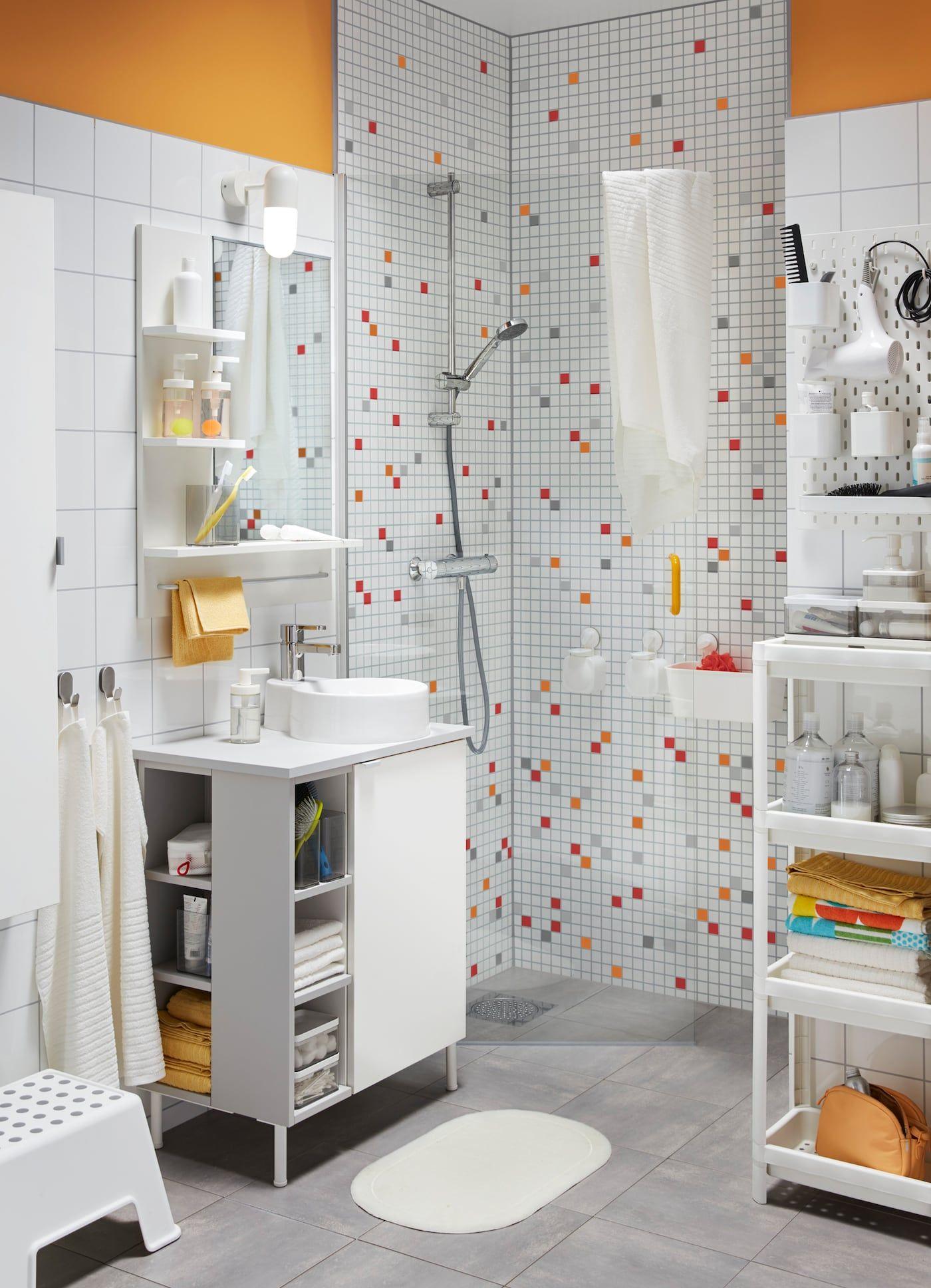Inspiration Fur Ein Kleines Badezimmer Kleines Bad Grundriss Ikea Badezimmer Kind Badezimmer