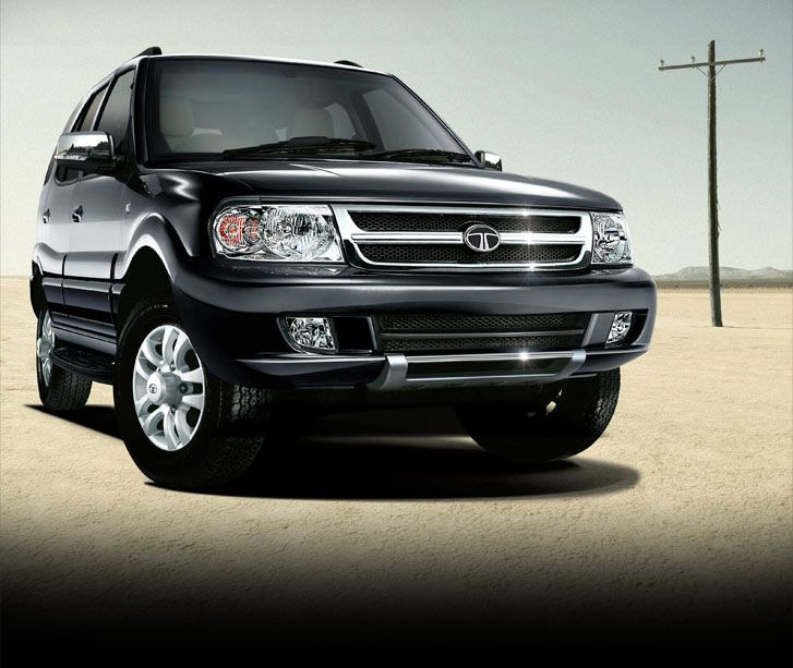 Tata Safari Dicor Interior And Exterior Pics Videos