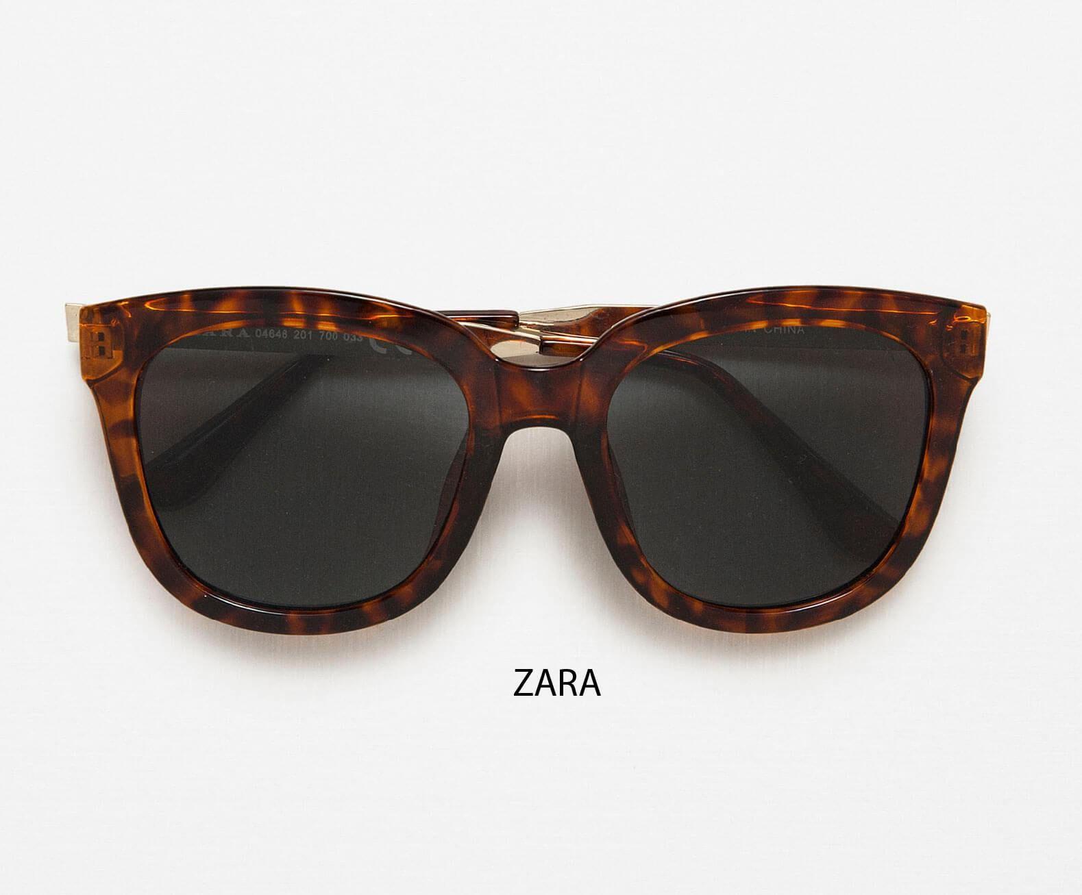 Tendencias de gafas para estas vacaciones - Fashion Factor Revista