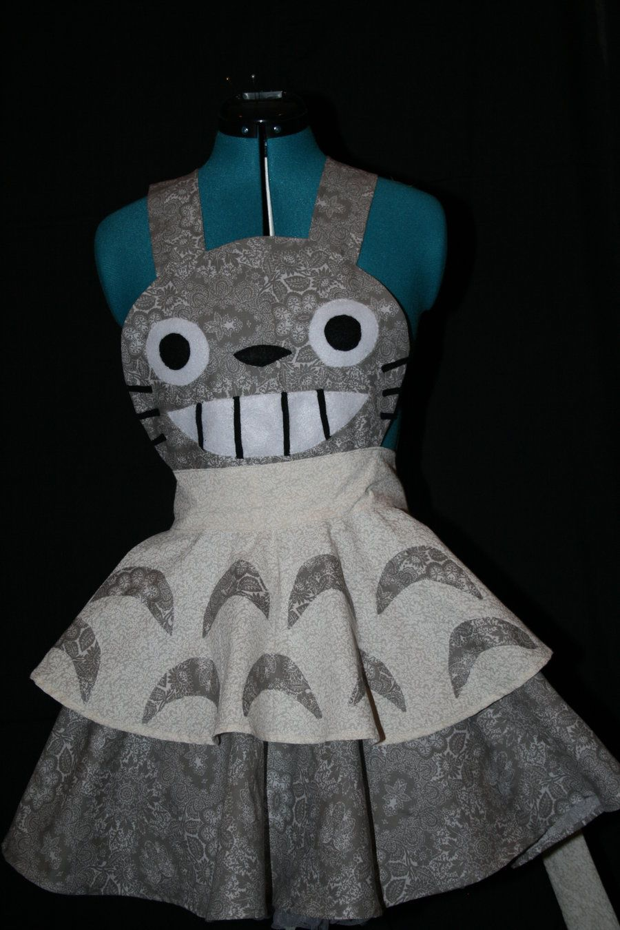 Super Cute Totoro Dress | All that Relates to Clothes and Jewelry ...
