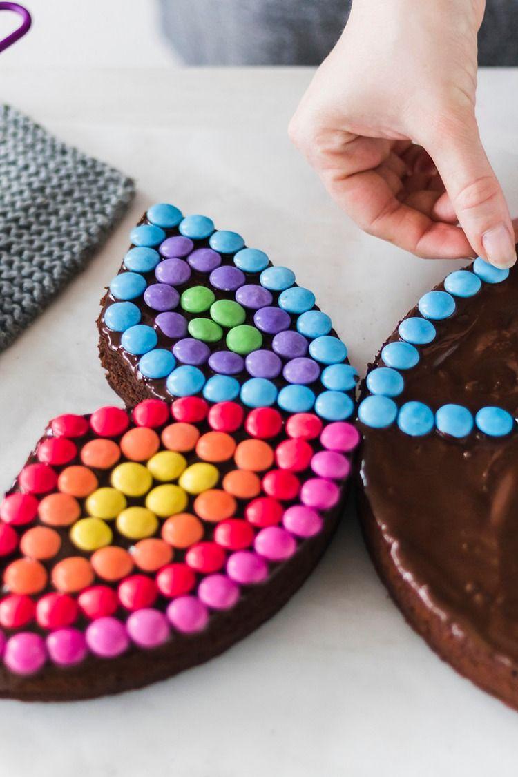 Schmetterlingskuchen Schneller Kindergeburtstags Kuchen Die Besten Backrezepte Mit Gelinggarantie Rezept Schmetterling Kuchen Schmetterlingskuchen Schokokuchen