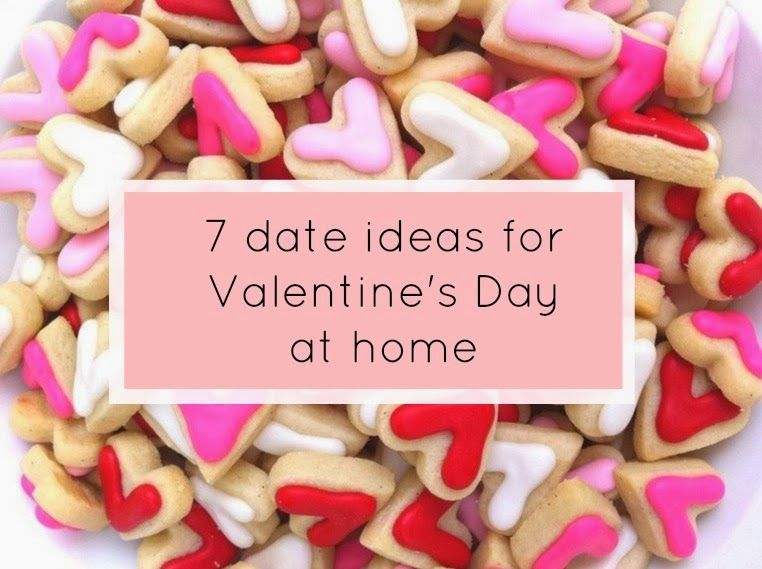 7 date ideas for celebrating Valentine's Day at home | Inspiration.Sparks