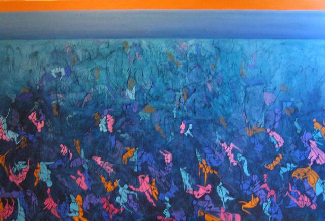 Acryl  1.50 x 1.00 m