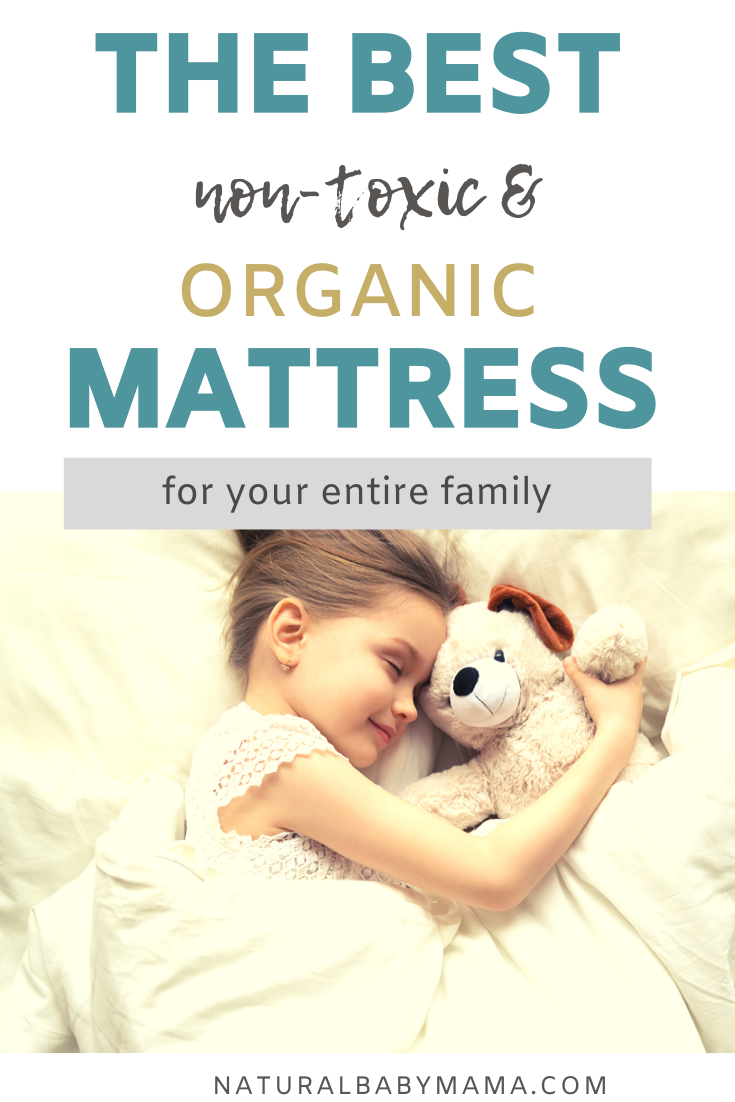 The Best Non-Toxic Mattress And Crib Mattress In 2020
