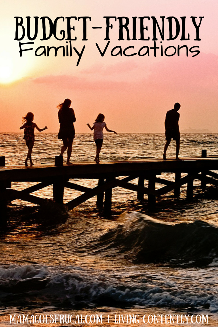 budget-friendly family vacations | budget travel | pinterest