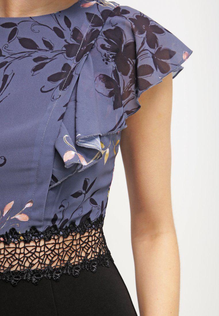 Little mistress robe de soirée greyblackrose zalandofr