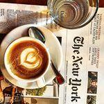 C o f f e e O C l o c k Tijd voor koffie Wanneer drink jij je kopje koffie het liefst cappuccino coffee despresso morning thehoxton love addicted latteart iamsterdam hotspot newyork ighyoungdutchtalents thedailydutchy