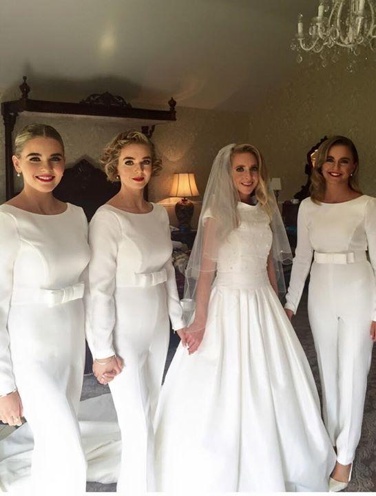 Found The Most Incredibly Stylish Irish Wedding
