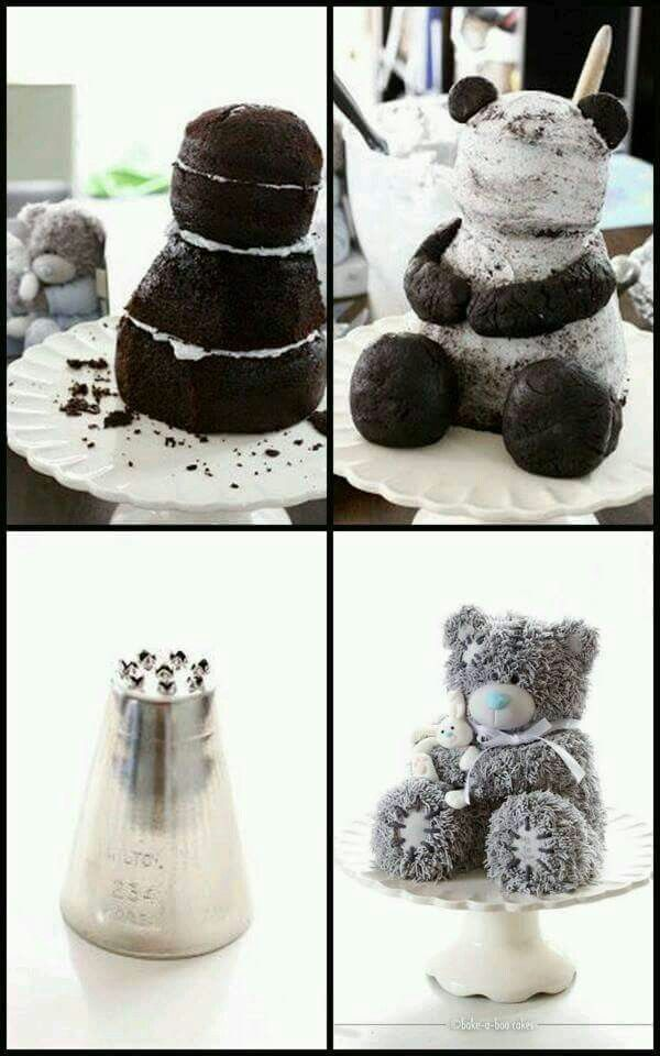 Kuchen Bär