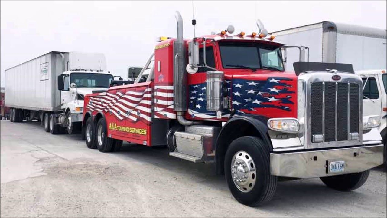 Truck Towing Services in Omaha NE Council Bluffs IA FX