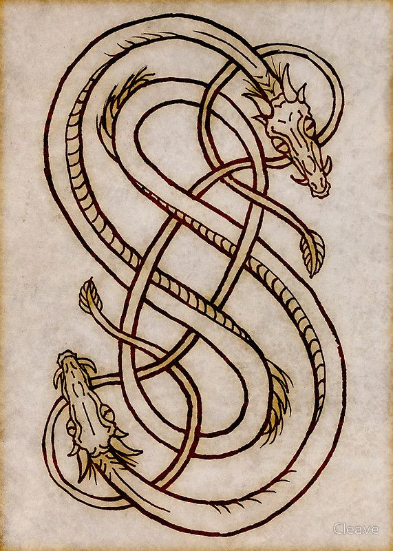 Snakes Of Loki By Cleave The Intertwined Snakes Of Loki The God Of