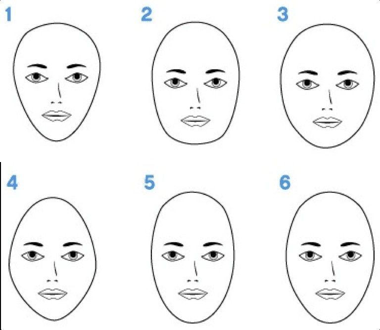 Super Frisur Passt Mein Gesicht Neue Haare Modelle Frisuren Ovales Gesicht Schulterlange Haare Rundes Gesicht Gesichtsform