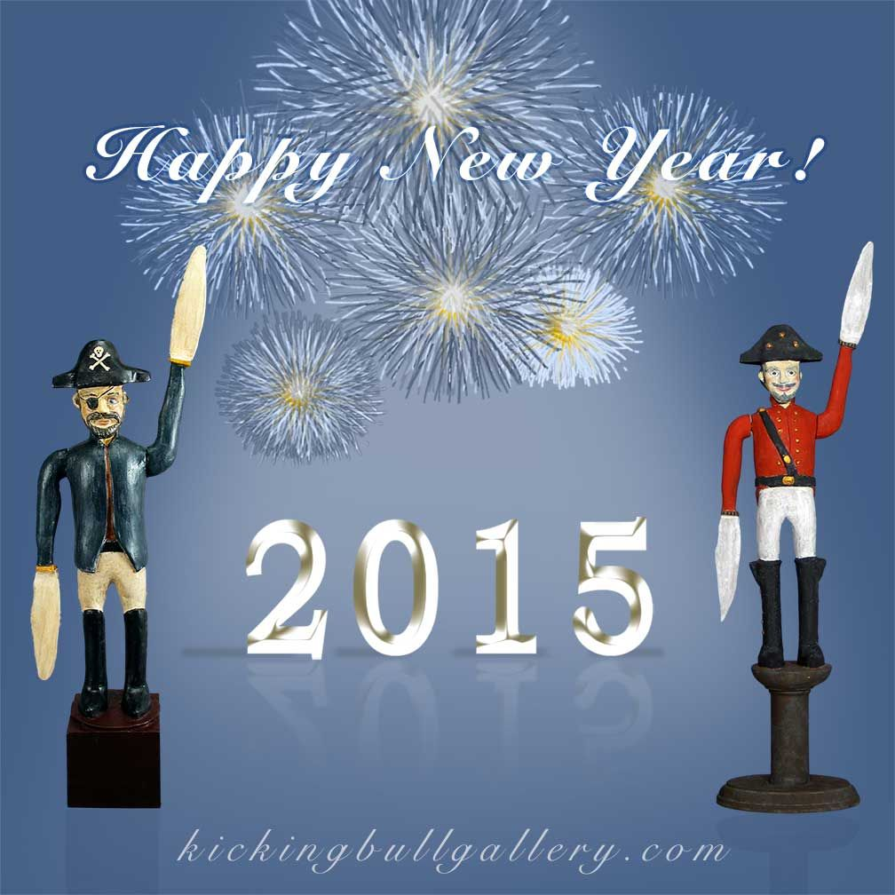 Wishing everyone a Happy New Year and look forward to