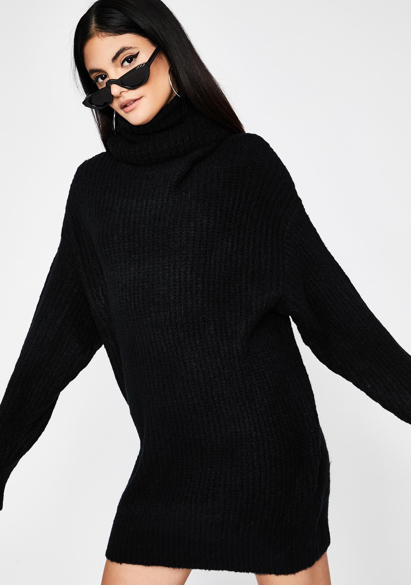 Shy Beginnings Sweater Dress Sweater Dress Oversized Turtleneck Sweater Dress Sweaters [ 2000 x 1405 Pixel ]