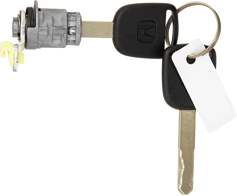 Honda Civic Odyssey Driver Side Door Lock Cylinder Oem New In 2020 Honda Pilot Honda Civic Cylinder
