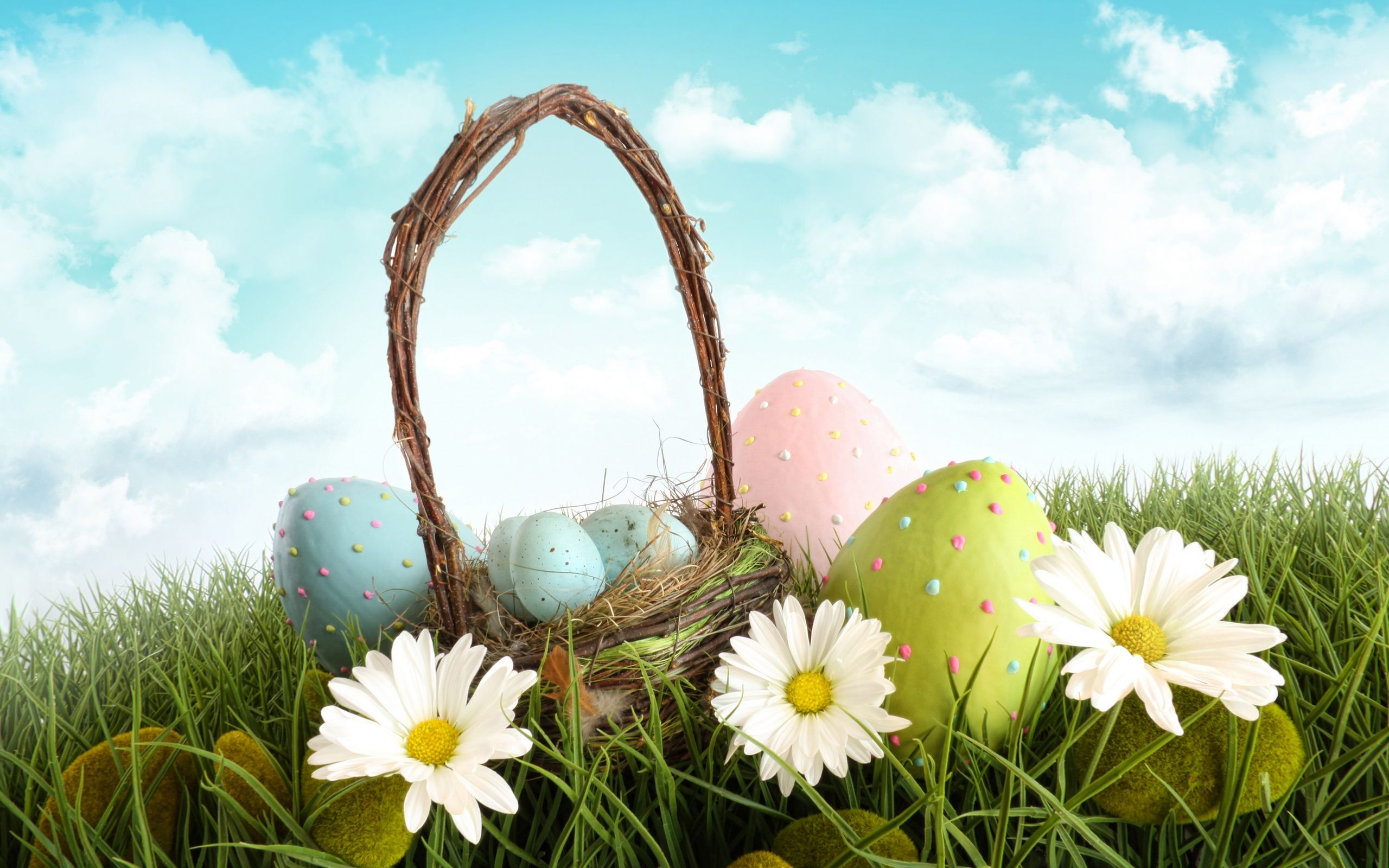 Happy Easter Wallpaper Free