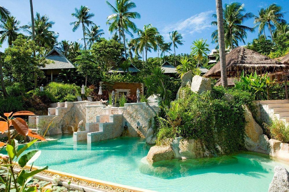 Kamalaya Wellness Sanctuary Ve Holistic Spa Resort Holiday Retreat Yoga Holidays Healthy Holidays