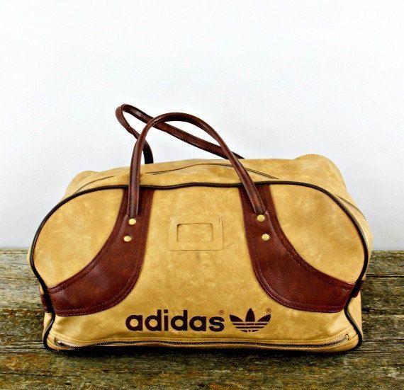adidas gym bag retro