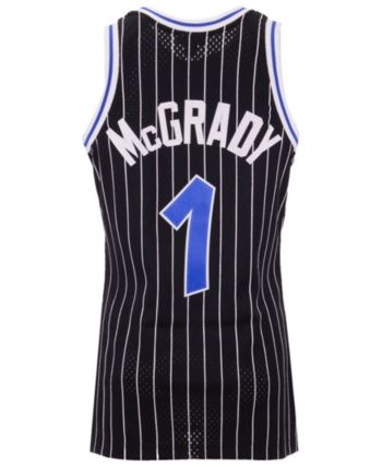 buy popular c1d9e 0718c Mitchell & Ness Men Tracy McGrady Orlando Magic Hardwood ...