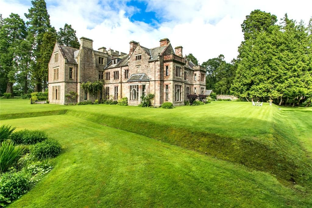 Cliburn Penrith Cumbria Ca10 20 Bed Detached House 2 300 000 Mansions Country House English Country House