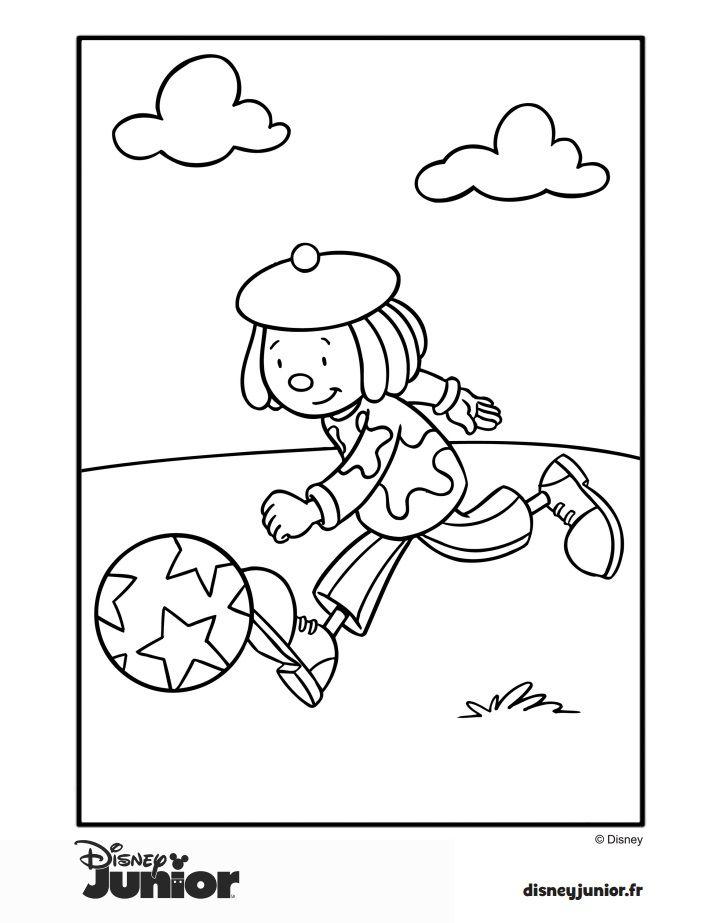 Tolle Disney Junior Färbung Bilder - Ideen färben - blsbooks.com