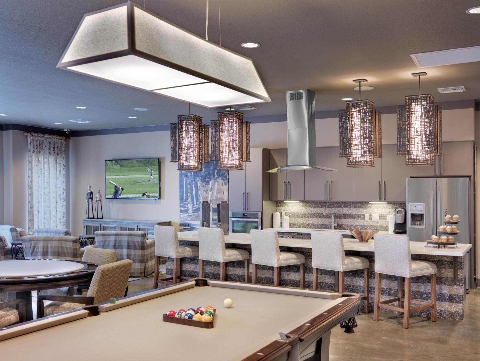 Gaming Lounge At Camden Flatirons Apartments Broomfield Colorado Green Apartment Apartments For Rent Apartment
