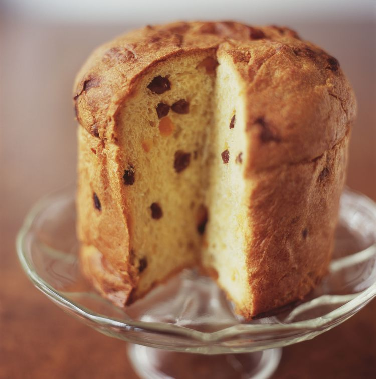 Panettone The Italian Christmas Cake From Milan