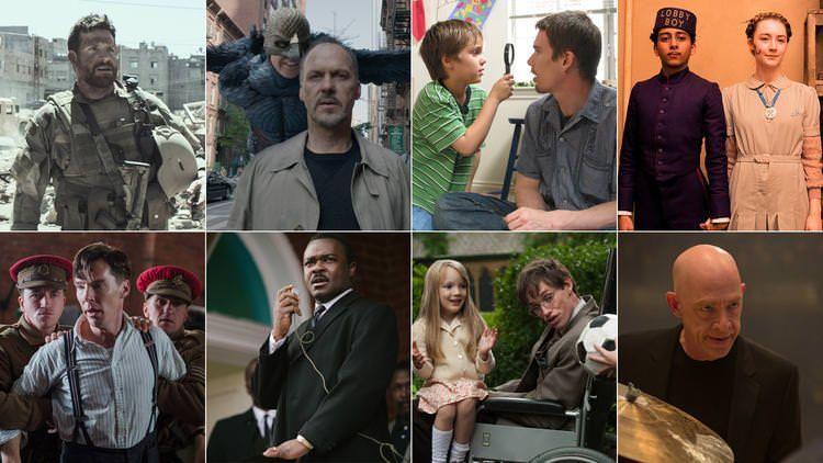 2015 Oscar Ödülleri Sahiplerini Buldu