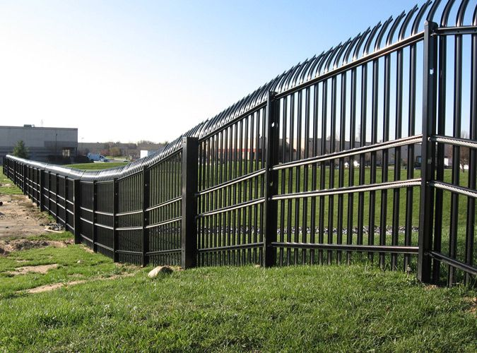 Stalwart is anti ram high security fence dream house