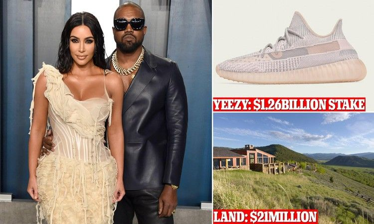 Kanye West Officially Becomes A Billionaire Daily Mail In 2020 Kanye West Kanye Billionaire