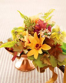 Seasonal Wedding Arrangements - Martha Stewart Weddings Flowers