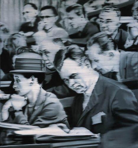 Gerhard Richter » Art » Search Results » Portrait Prof. Zander » 81