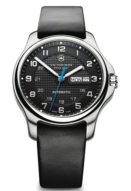 Victorinox Classic Officer S Day Date Mechanical Watch