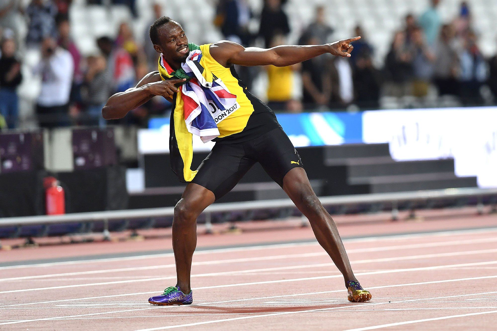 Usain Bolt Wallpaper World Athletics Championships