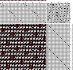 Figure 728, A Handbook of Weaves by G. H. Oelsner, 35S, 40T