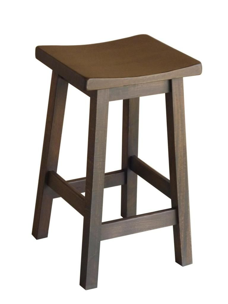 rustic kitchen chairs NEW Tokyo Mocha Wooden Japanese Style Shabby Rustic Kitchen Chair BAR Stool eBay
