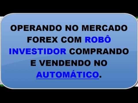 robo investidor trader login