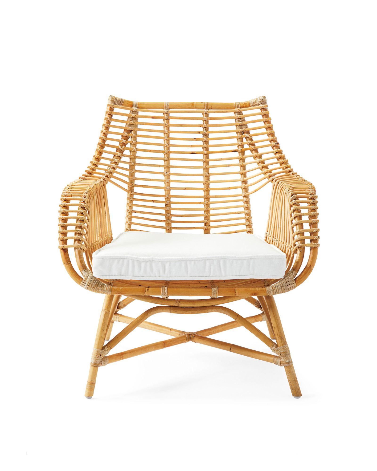 Venice Rattan Chair Cushion Made To Order In 2020 Rattan Chair Cushions Chair Cushions Chair