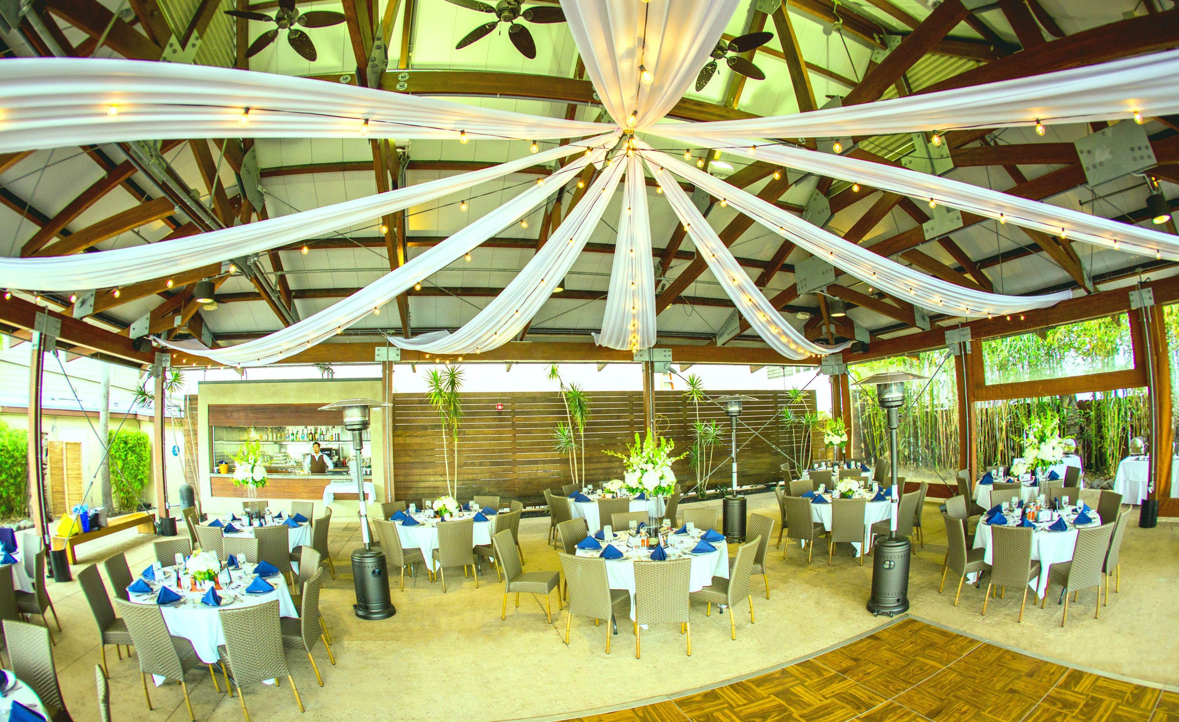 Bali Hai Wedding Venue San Diego Hawaiian Village Pavilion